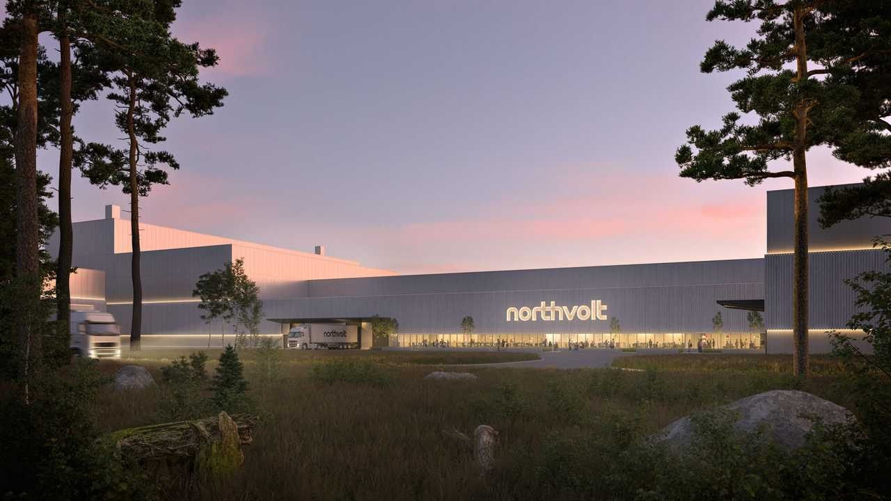 Northvolt facility