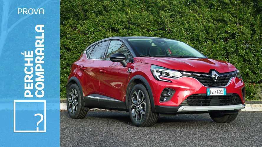 Renault Captur 1.3 TCe EDC, perché comprarla e perché no