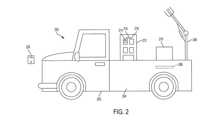 Toyota Autonomous Workhorse Patent Is A Real Thing