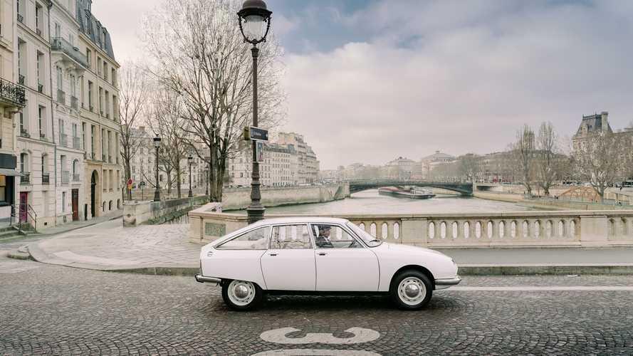 Descubre la restauración de este Citroën GS por su 50 aniversario