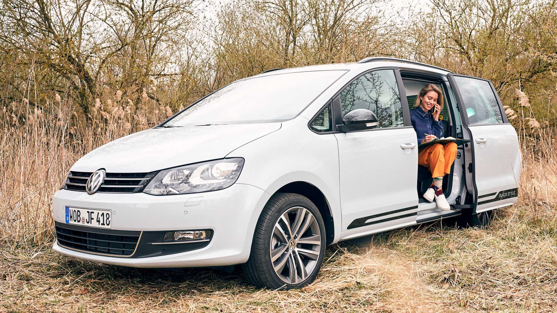 2021 VW Sharan Spesification