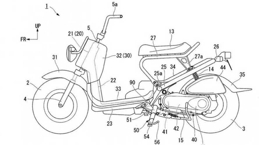 """Honda brevetta un cavalletto laterale """"rivoluzionario"""""""