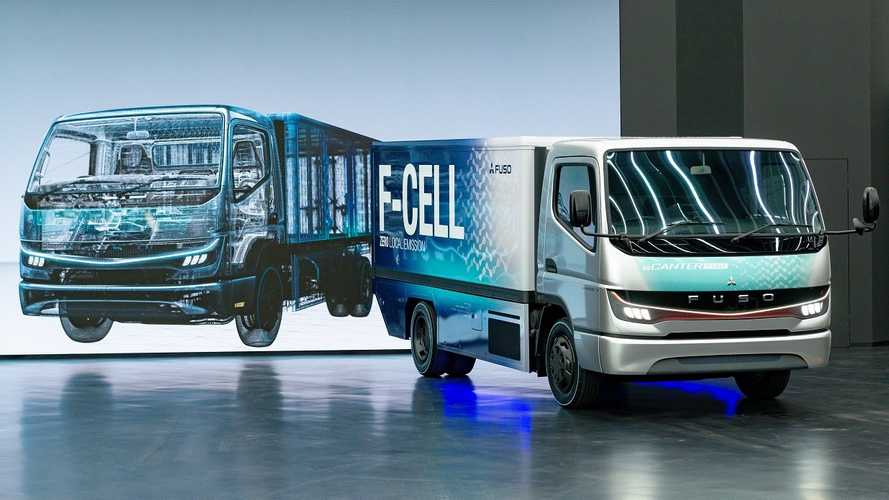 Fuso To Roll Out Electric Models In All Truck And Bus Segments