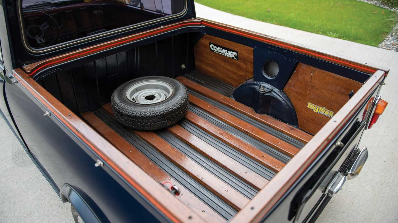 1972 Austin Mini Pickup for sale