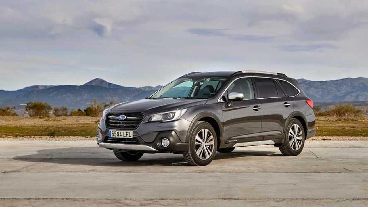 Subaru Outback Silver Edition 2020