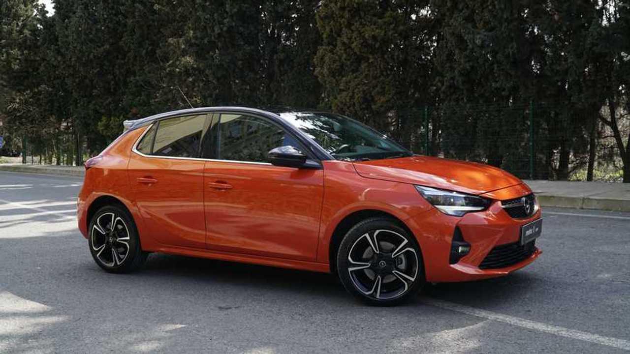 2020 Opel Corsa 1.2 PureTech 130 EAT8 Ultimate