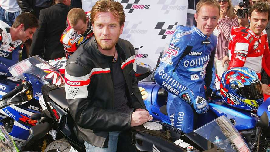 Take A Peek At Some Of Ewan McGregor's Favorite Bikes