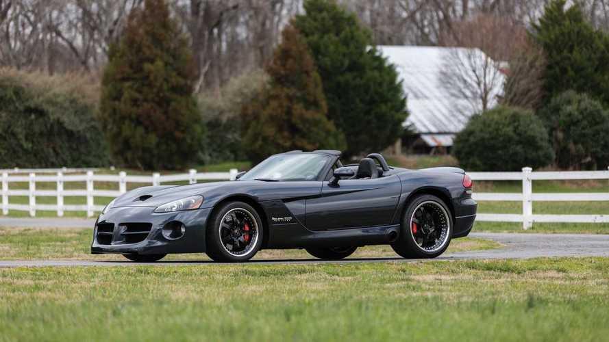 La cote de la Dodge Hennessey Venom 1000 ne décolle pas