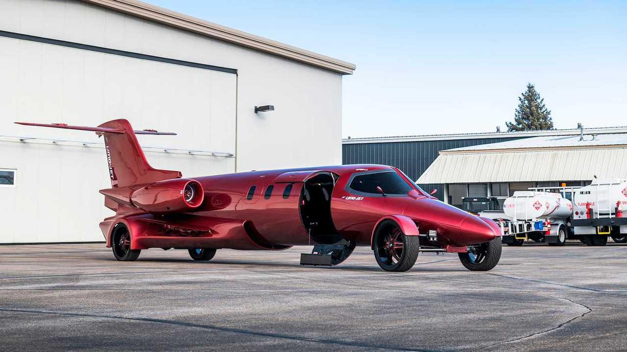 Inilah Limo-Jet yang belum laku.