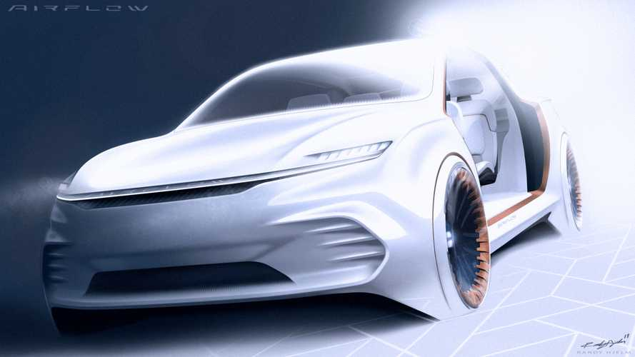 Chrysler Airflow Vision Concept to debut at CES
