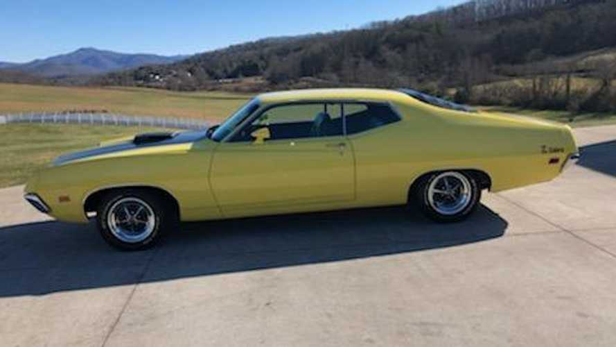 Grab This Unrestored 1971 Ford Torino Cobra