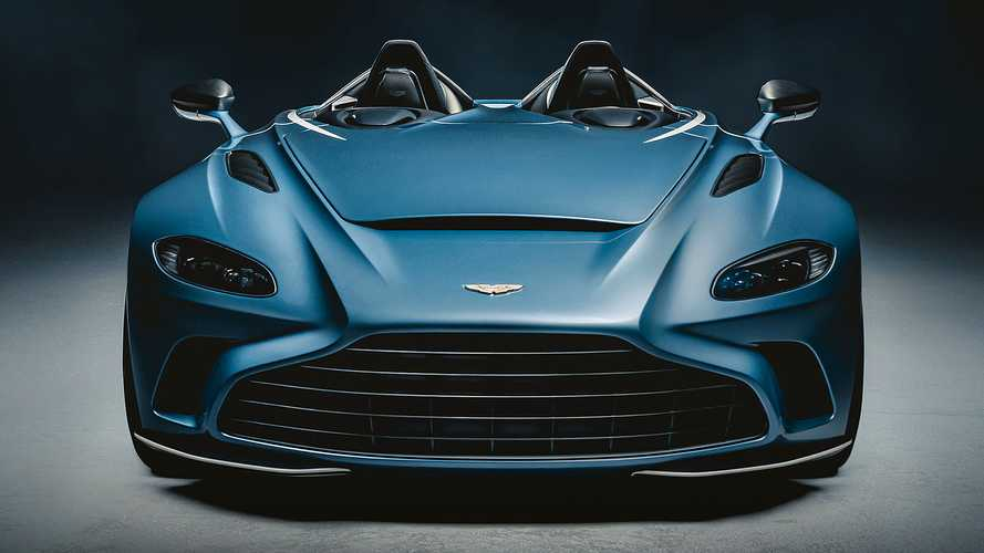 A 70-es éveket hozza el a 21. századba az Aston Martin a V12 Speedsterrel