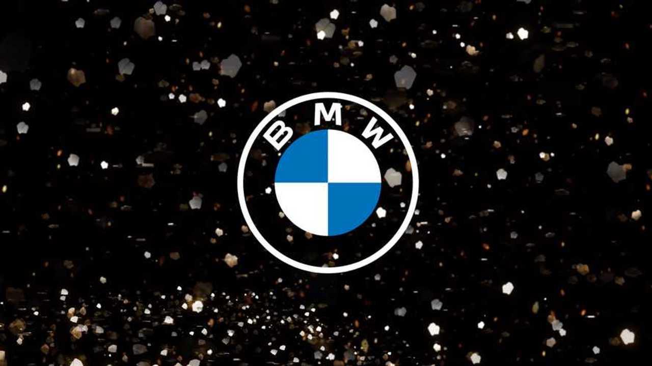 BMW új média és kommunikációs logó