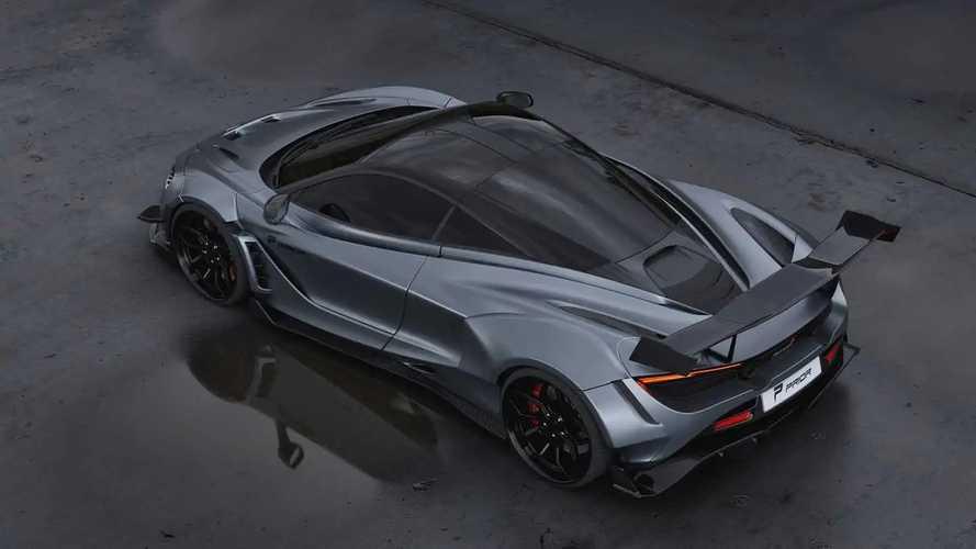 McLaren 720S par Prior Design