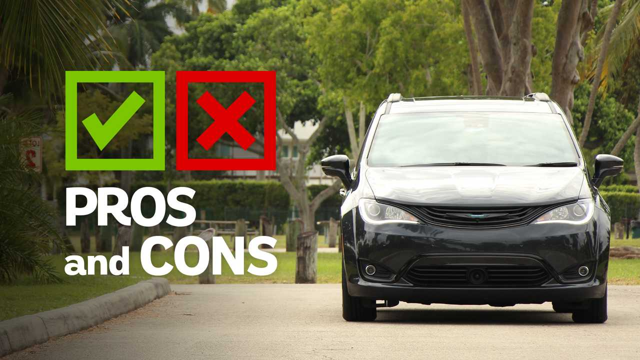 2019 Chrysler Pacifica: Pros And Cons
