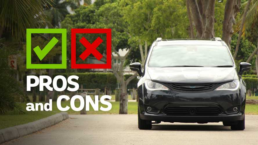 2019 Chrysler Pacifica Hybrid: Pros And Cons