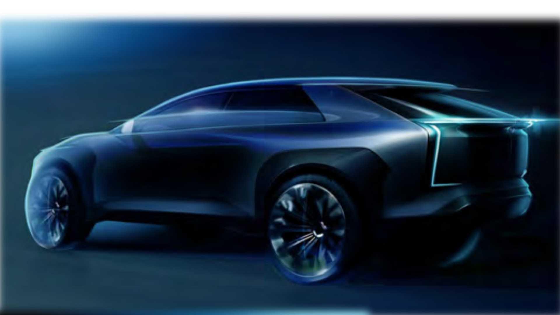 Subaru EV SUV Concept (2020) 4