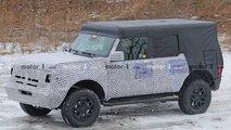 Neuer Ford Bronco könnte früher als gedacht debütieren