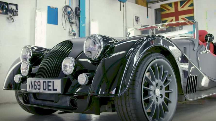 ¿Cuál es el nuevo coche de Richard Hammond?