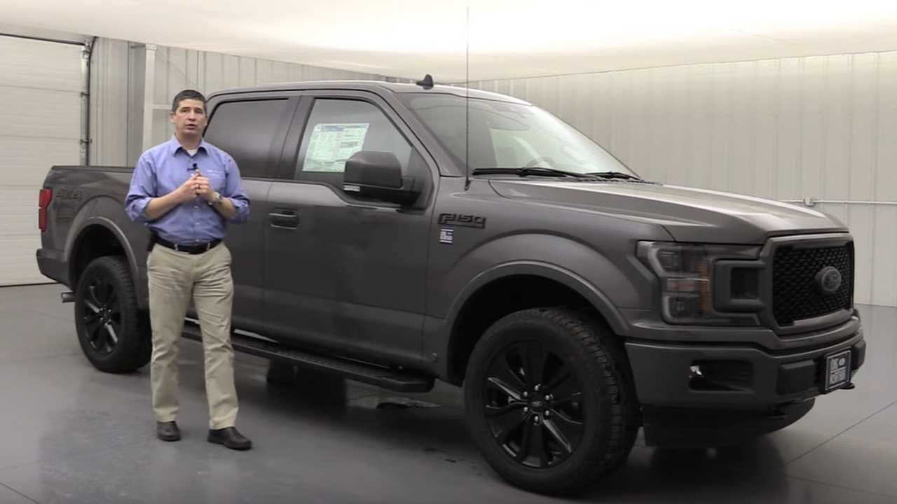 Here S A Rundown Of The 2020 F 150 Appearance Packages