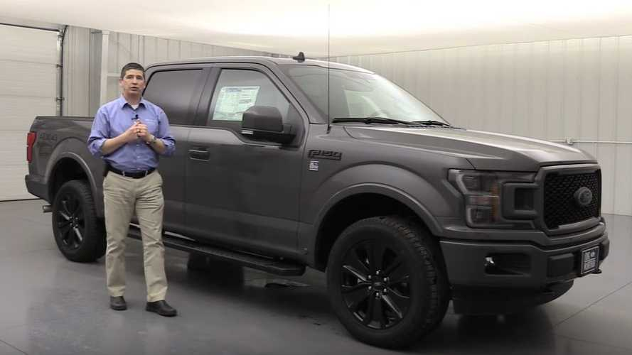 Here's A Rundown Of The 2020 F-150 Appearance Packages