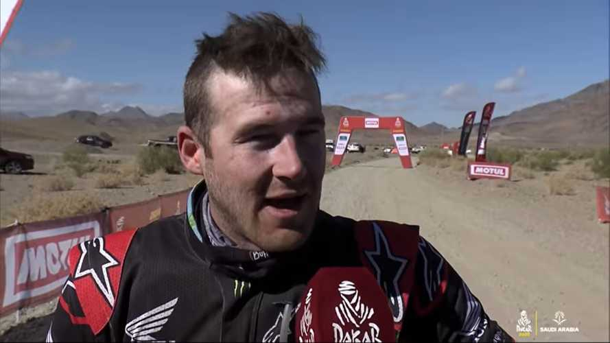 Ricky Brabec Becomes The First American To Win The Dakar
