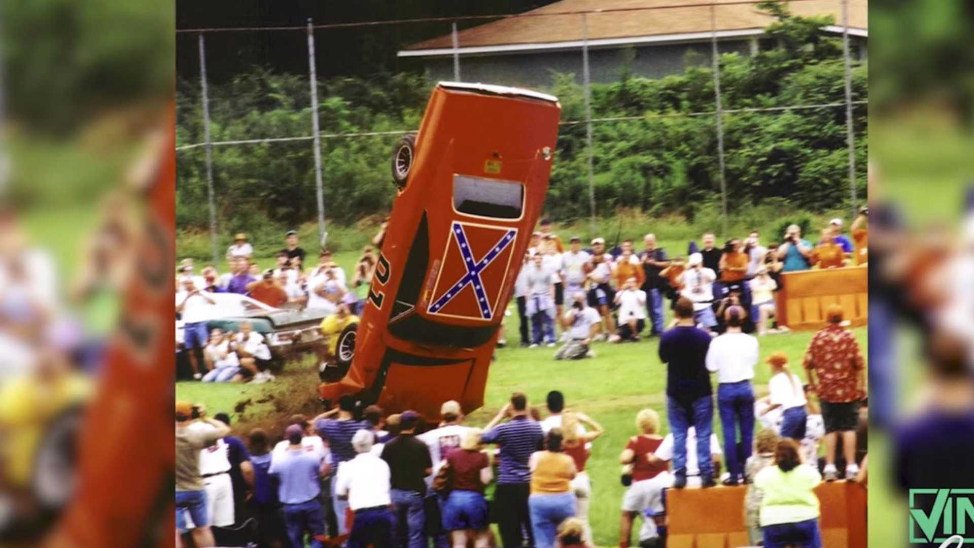 "[""Is It Worth $4.5M To Watch The General Lee Fly For 3 Seconds?""]"