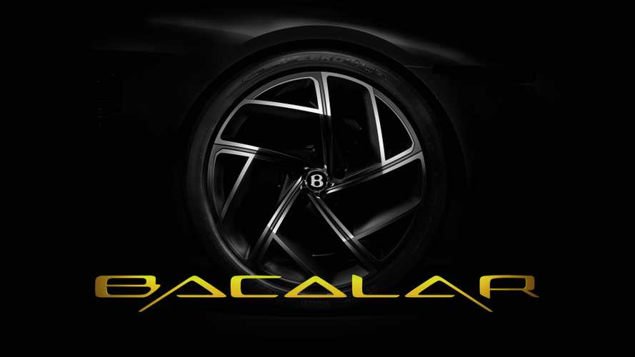 Bentley Mulliner Bacalar Debuts March 3, Inspired By EXP 100 GT