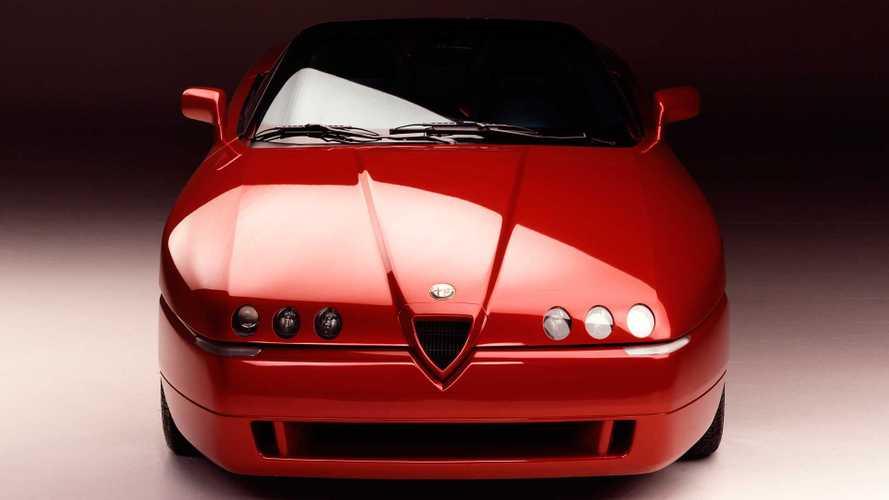 Concept oublié - Alfa Romeo 164 Proteo (1991)
