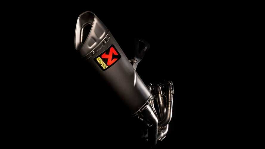 This Akrapovič Titanium Exhaust Is For CBR1000RR-R Fireblades Only