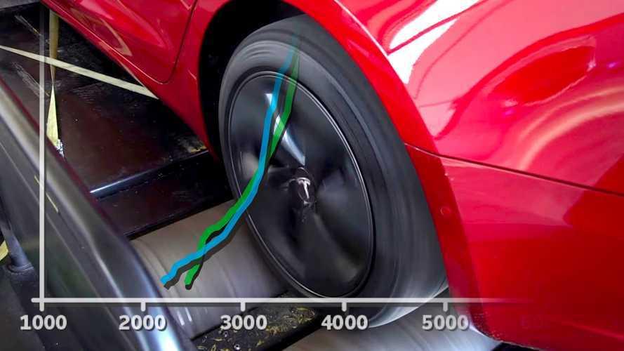 Tesla Model 3, potenza e coppia reali misurate da InsideEVs