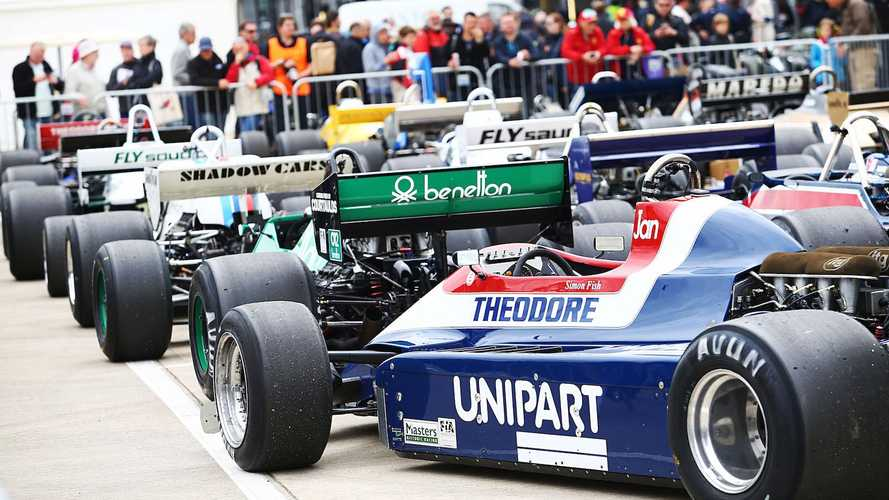 Silverstone Classic gears up for 70th celebrations