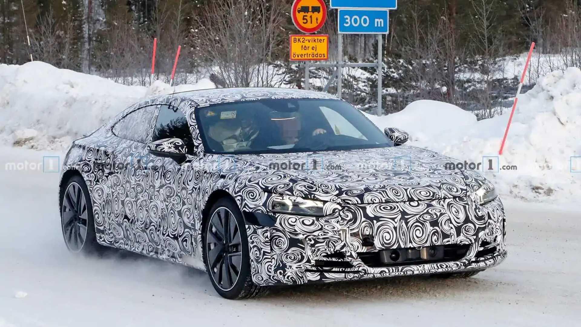 2020 Audi e-tron GT 19