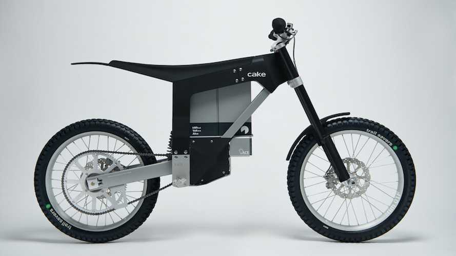 CAKE Motorcycles Reveals the Kalk INK