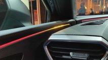 Neuer Seat Leon (2020): Totwinkelwarner im Ambientelicht