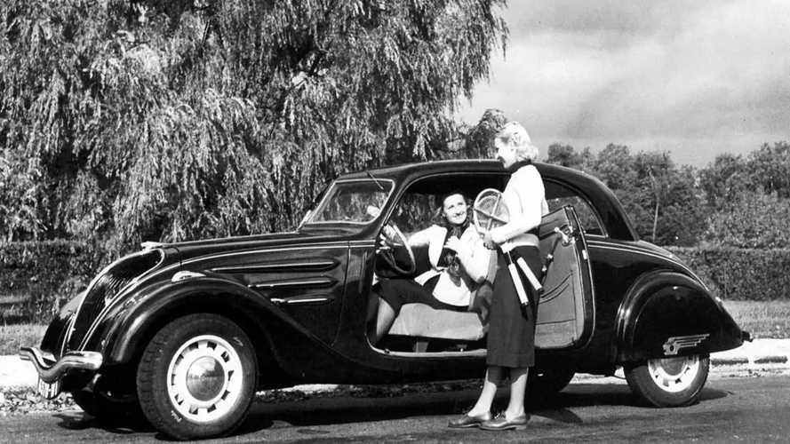 Peugeot 402 (1935 bis 1942)