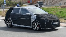 hyundai i20 n spy photos