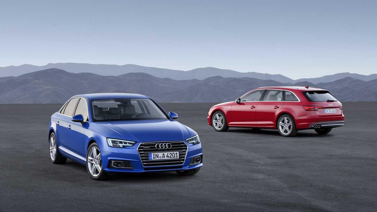 2016 Audi A4 / A4 Avant