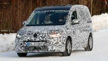 Volkswagen Nuovo Caddy spy photos
