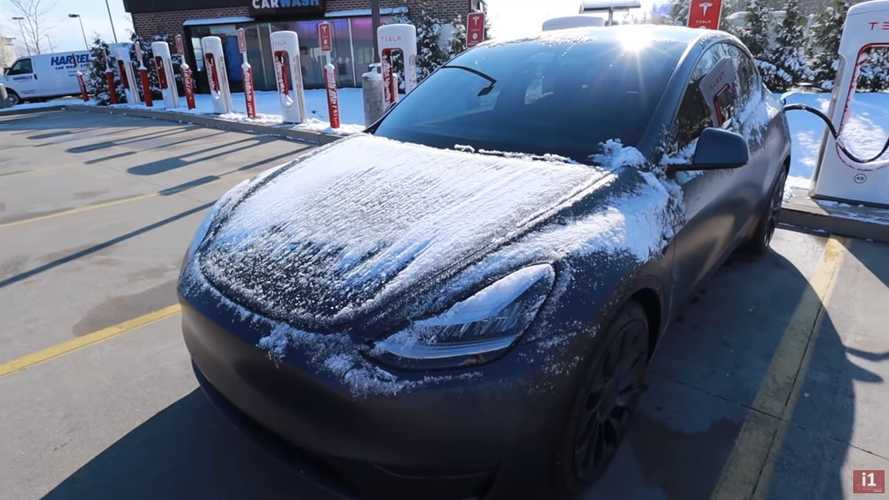 Tesla Model Y 1,000-Mile Road Trip: How Efficient Is This Crossover?