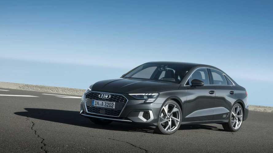 Nagyobb raktérrel, háromféle motorral mutatkozott be az Audi A3 Sedan