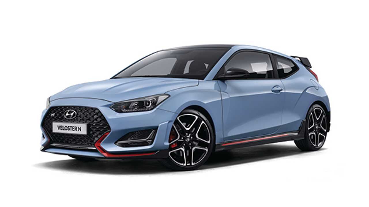 2020 Hyundai Veloster N DCT