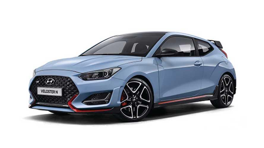 Hyundai Veloster N DCT 2020