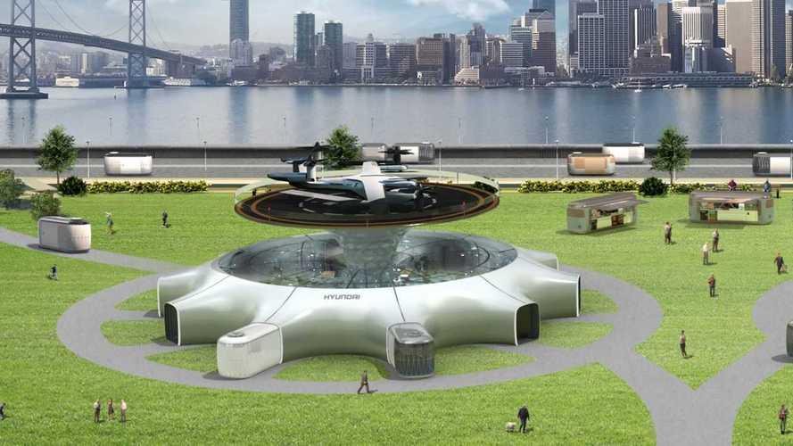 Hyundai, drone pisti için İngiliz hükümetinden izin aldı