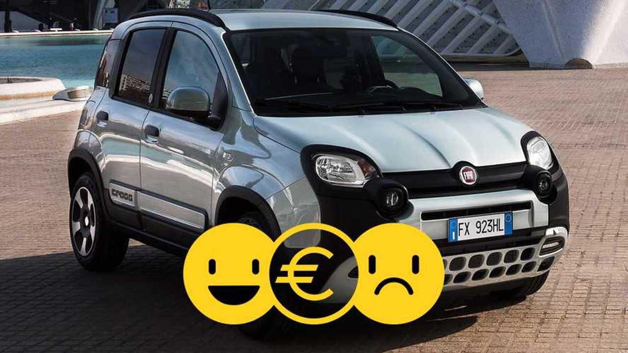 Promozione Fiat Panda Hybrid