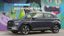 2020 hyundai venue first drive review