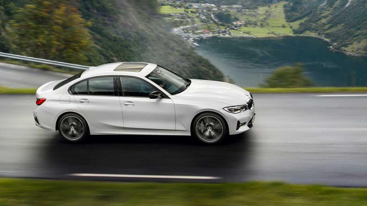 BMW-Modellpflegemaßnahmen