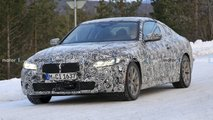 2021 BMW 4 Series Spy Photos