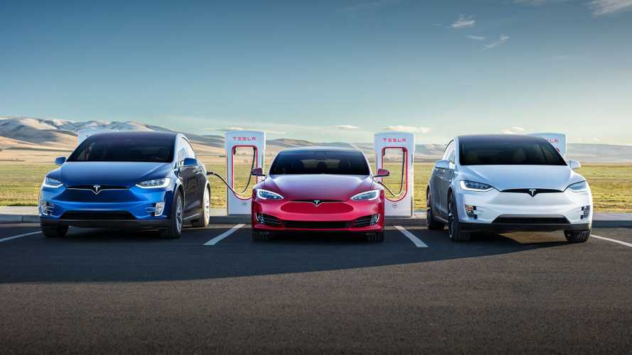 Tesla Inventory Model S & X Now With Unlimited Free Supercharging