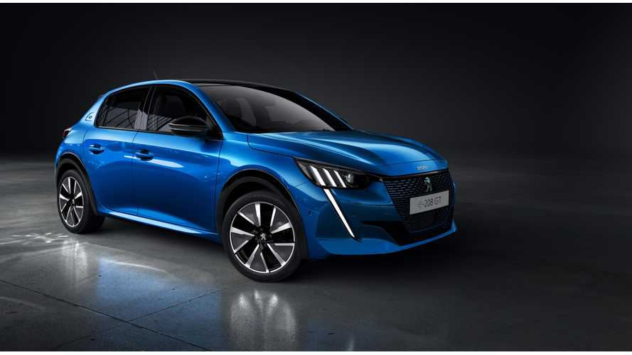 Electric Peugeot e-208 In Detail: Specs, Images, Videos